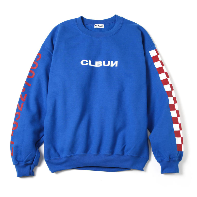 CLBUN CREW SWEAT