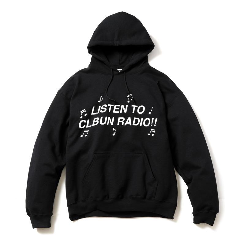 CLBUN RADIO HOODIE