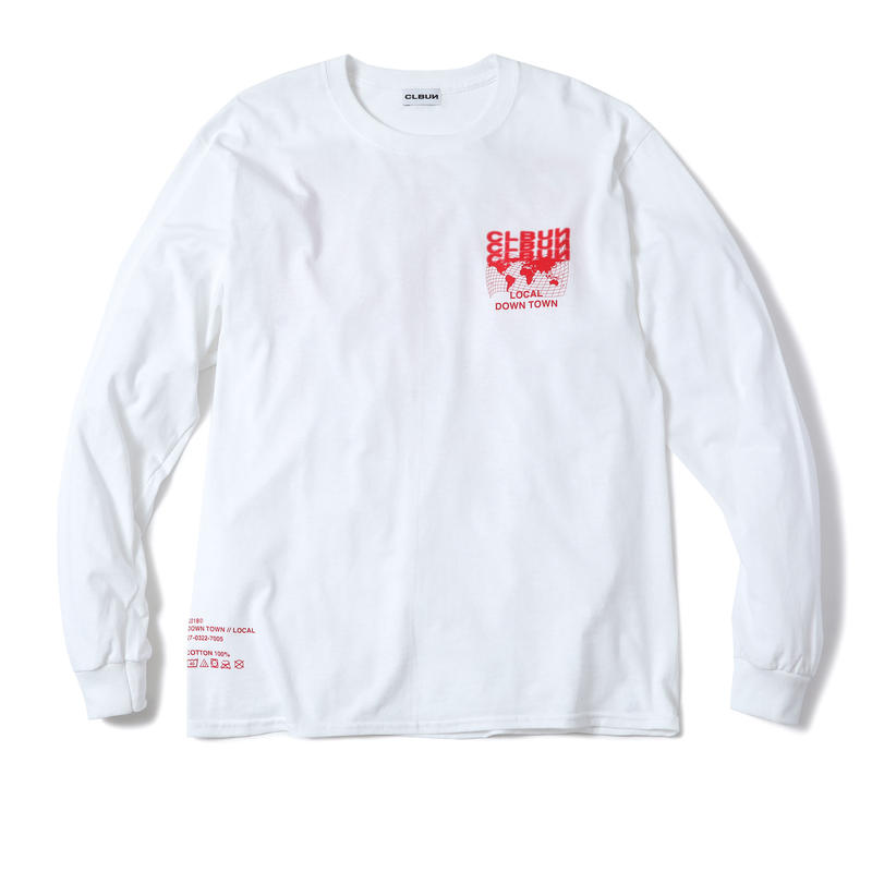WORLD END L/S T