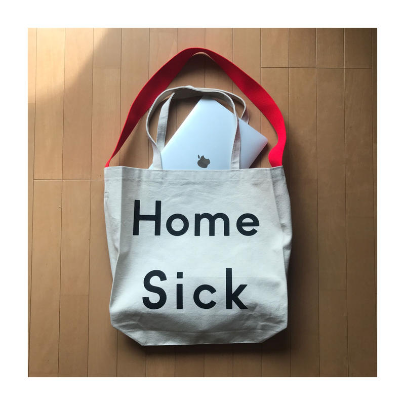 Home Sick Tote bag
