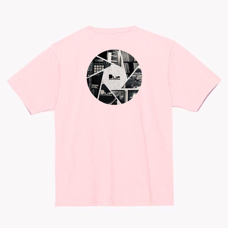 """NAGMATIC """"MOMENTS"""" TEE -Pink-"""