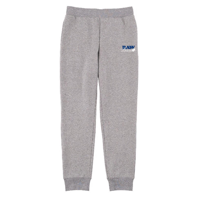 """RAW PIECES"" SWEAT PANTS -Gray-"