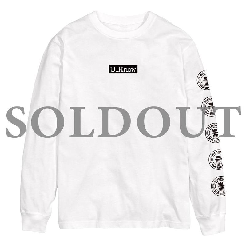 """U_Know"" Long Sleeve TEE"