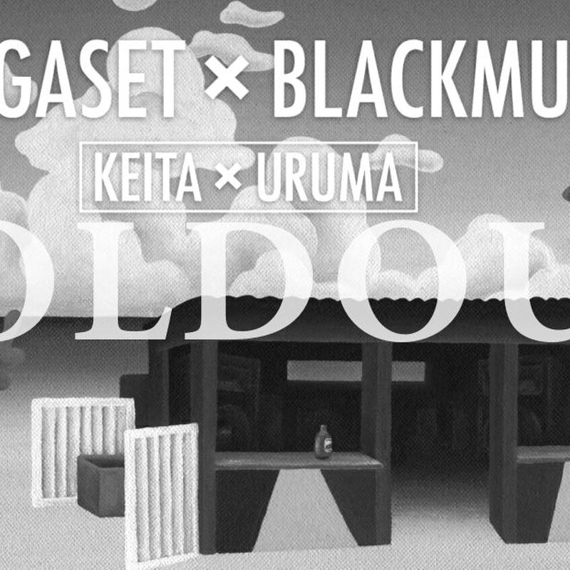 """RAGGASET  × BLACKMUFFIN"" Mixed by DJ KEITA & DJ URUMA"