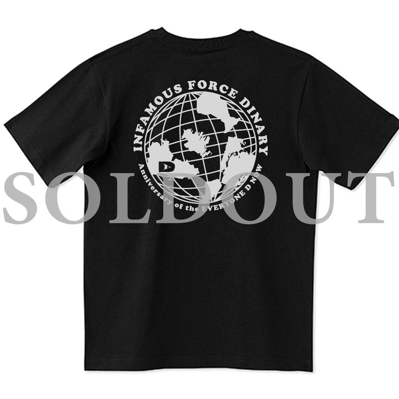 "DINARY DELTA FORCE ""EVERYONE D NOW"" T-SHIRTS"