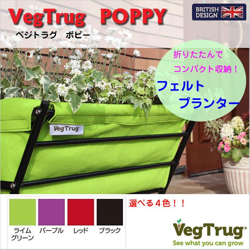 【VegTrug ベジトラグポピー】 フェルトプランター 全4色 TK-1249