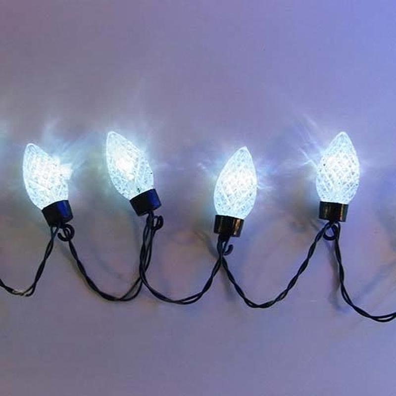 室内用 イルミネーション LED ホワイト ストロベリー ライト 20球 イチゴ 誕生会 パーティ クリスマス プレゼント【ST20W】CR-99
