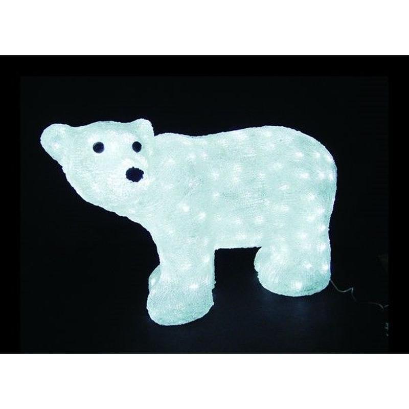 LED イルミネーション ディスプレイ 飾り 照明 ライティング クリスマス  スタンドベア【L3D109】CR-88