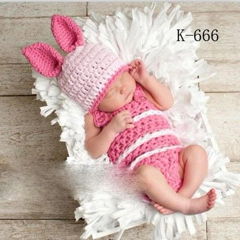 新生児ー1才対応 ピグレット コスチューム