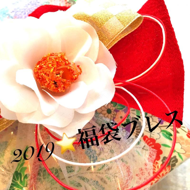 2019⭐️福袋ブレス【仕事&全体運・女性用】