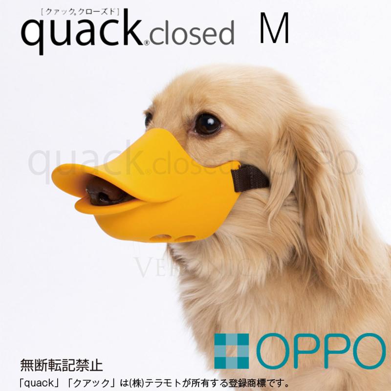 OPPO クアッククローズド M