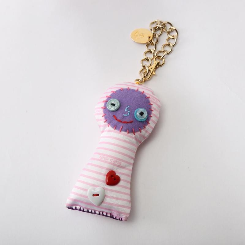 ぶーにーBag charm #PINK⑤