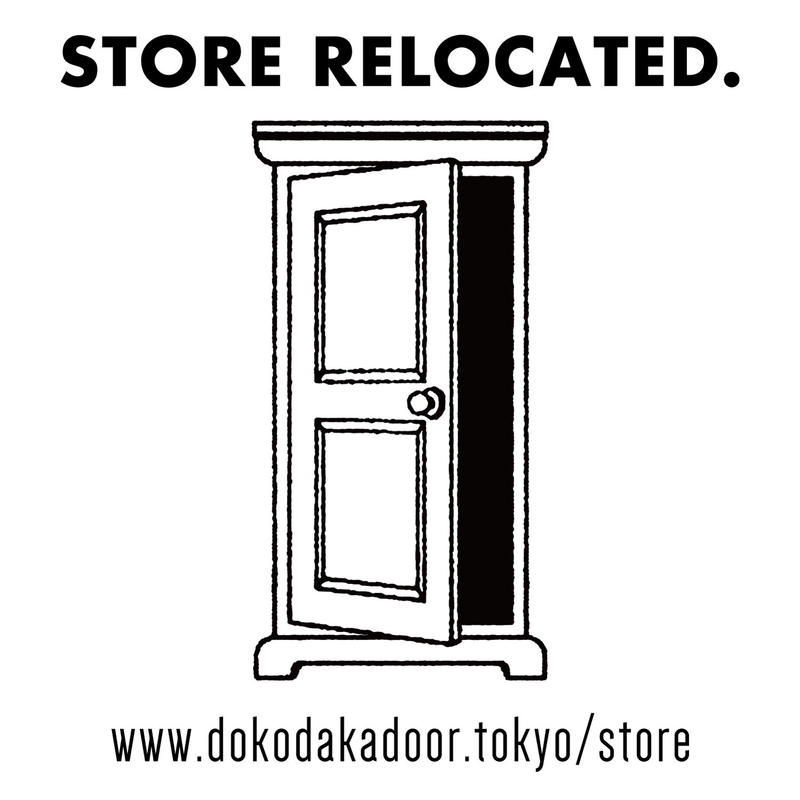 STORE RELOCATED.