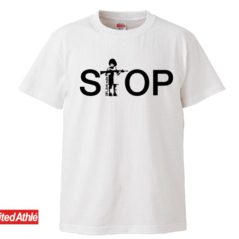 """STOP"" [281_AntiNuke series]2Colors"