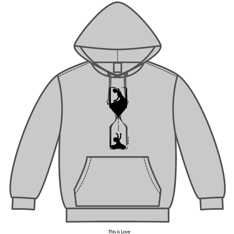 This is Love [281_AntiNuke series]Hoodie