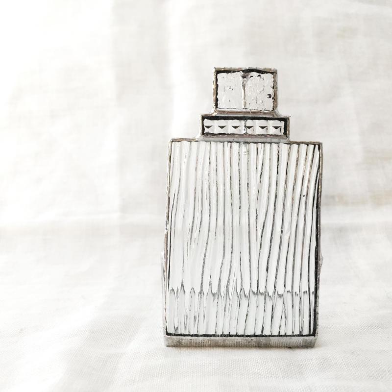 【受注制作】Perfume Bottle Candle Holder  03
