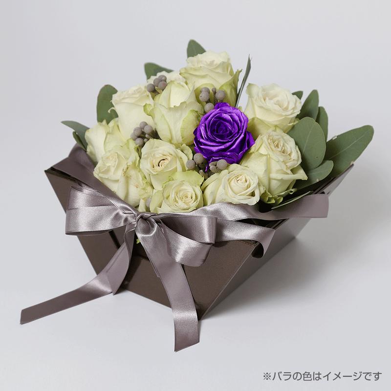 Kikko(white-アメジスト-Feb. 2月)