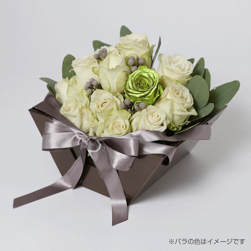 Kikko(white-ペリドット-Aug. 8月)