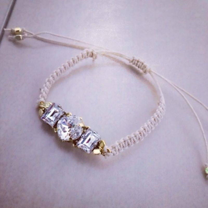 Swarovski bracelet crystal