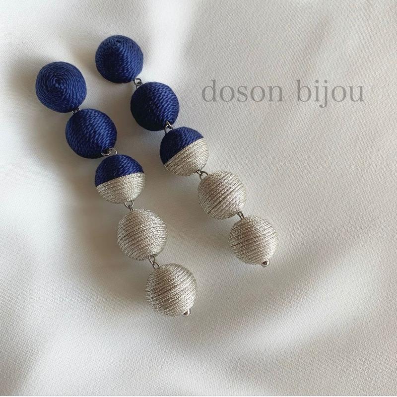 bonbon pierce earring