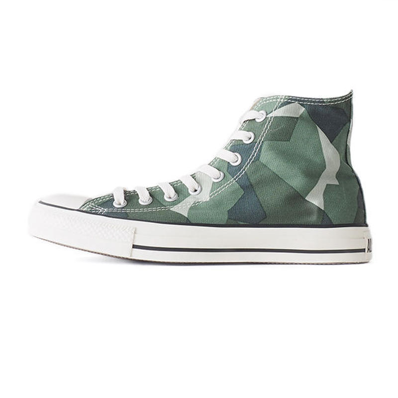 CONVERSE ALL STAR NORDICCAMO HI(MOSS) / (MENS)