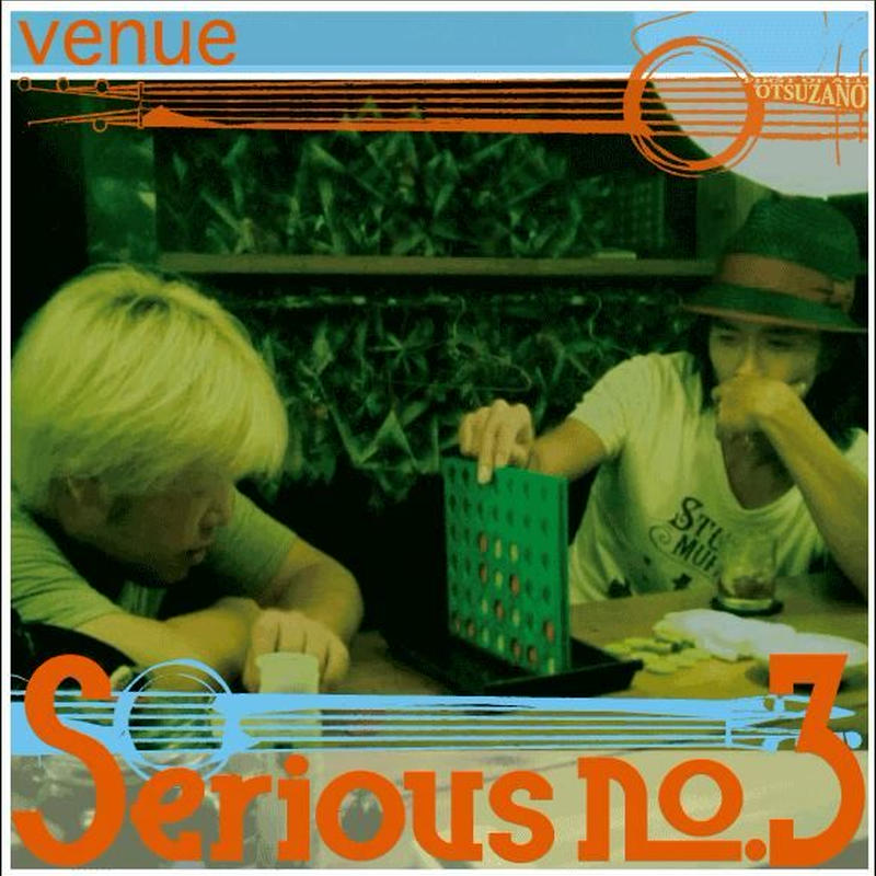 Serious No.3/venue 1st Album/VV-001