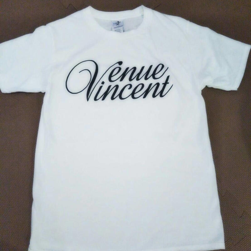 Venue vincent オリジナルTシャツ / VV-003
