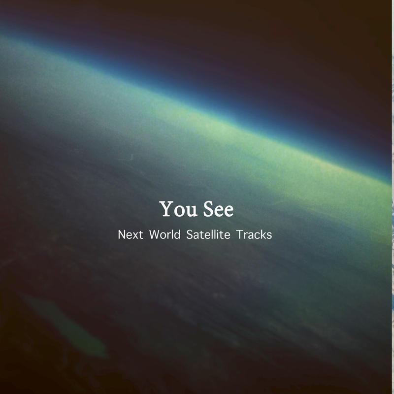 You See/*16bit44.1khz/Next World Satellite Tracks