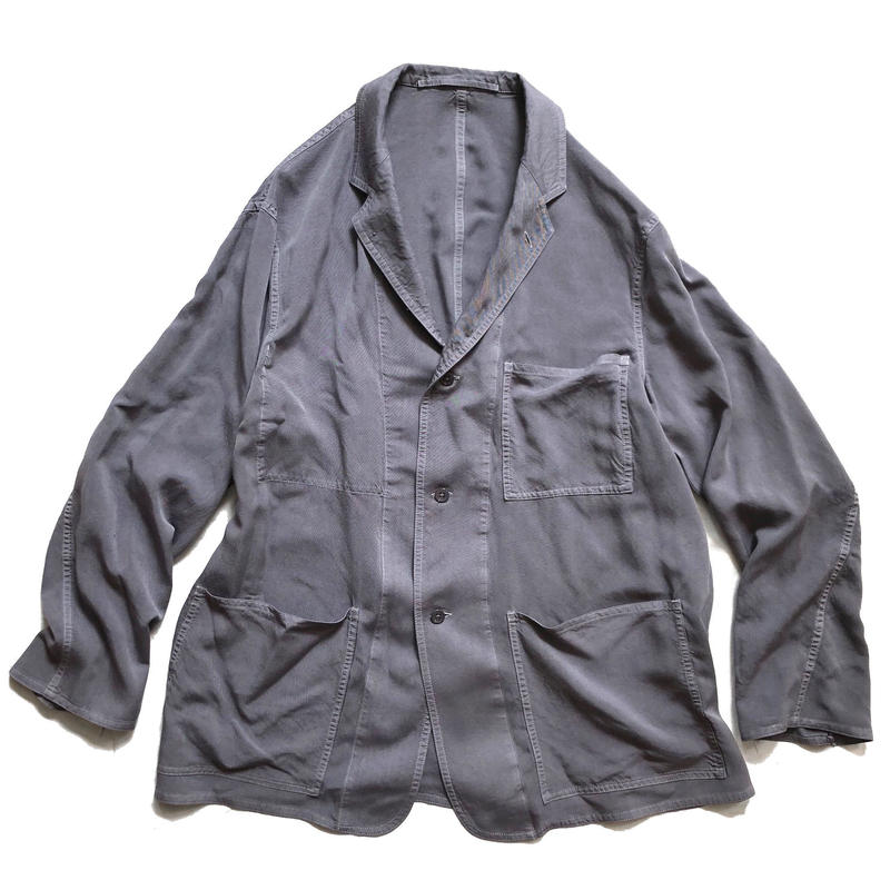 Graphpaper  Soft Cupro Jacket