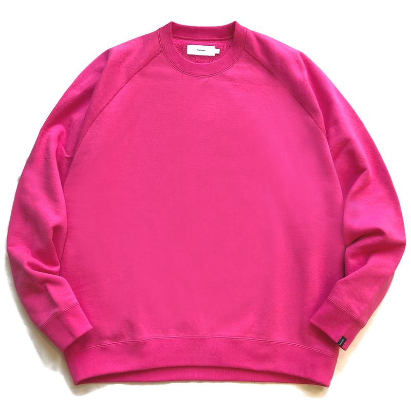 LOOPWHEELER for Graphpaper  CREW NECK SWEAT