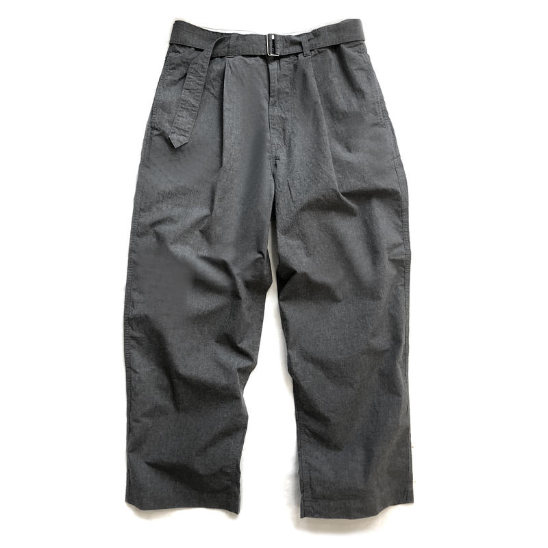 Graphpaper  Typewriter Belted Pants