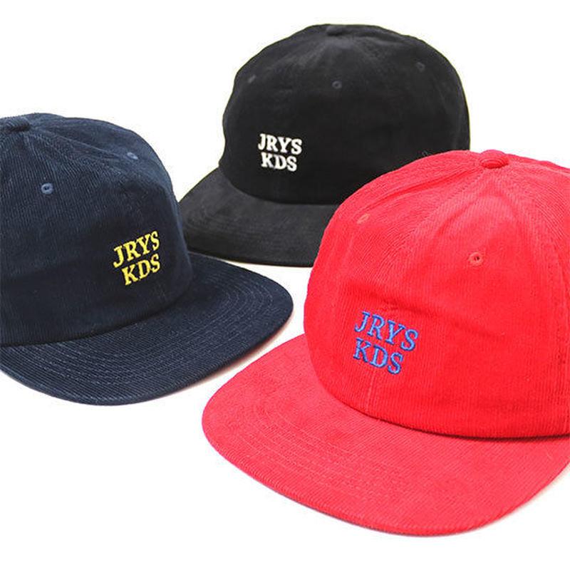"""CORDUROY BASEBALL CAP """"JRYS KDS"""""""