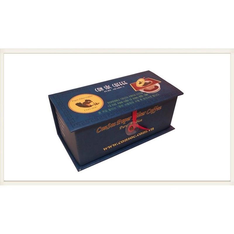 CONSOC COFFEE Paper Filter Pure Arabica 10袋入り