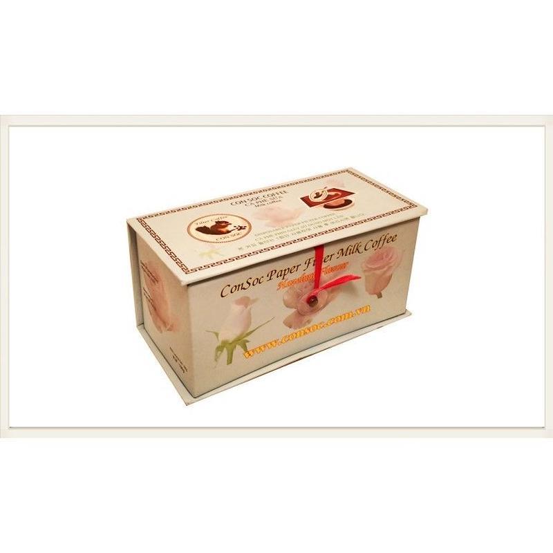 CONSOC COFFEE Paper Filter Milk Coffee 10袋入り