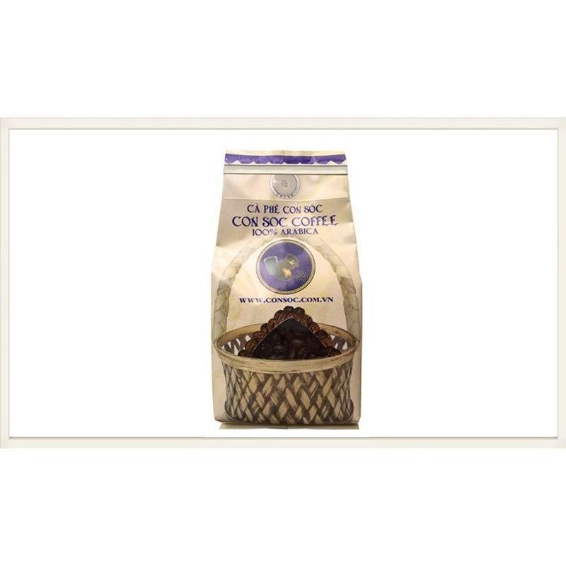 CONSOC COFFEE Whole Bean アラビカ種100% 200g
