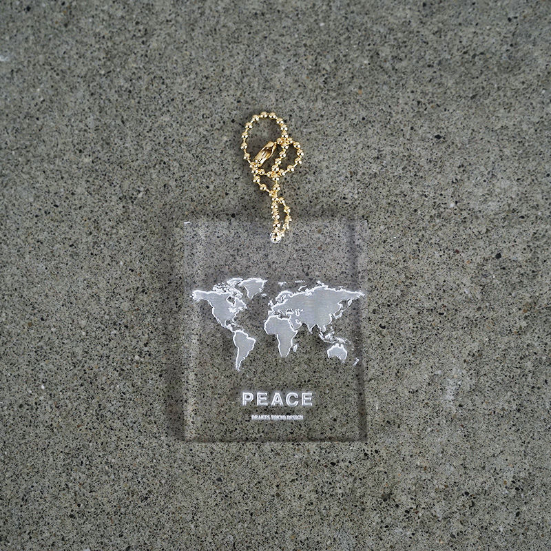 "KEY HOLDER ""PEACE"""