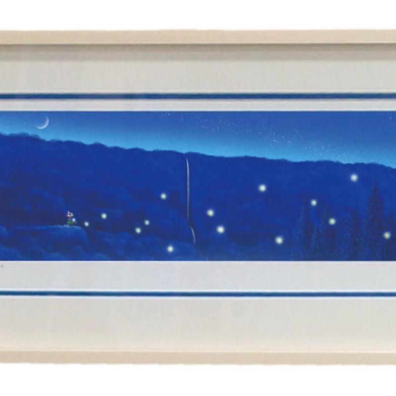 【ジークレー版画】「日本の四季の輝き 〜夏〜」