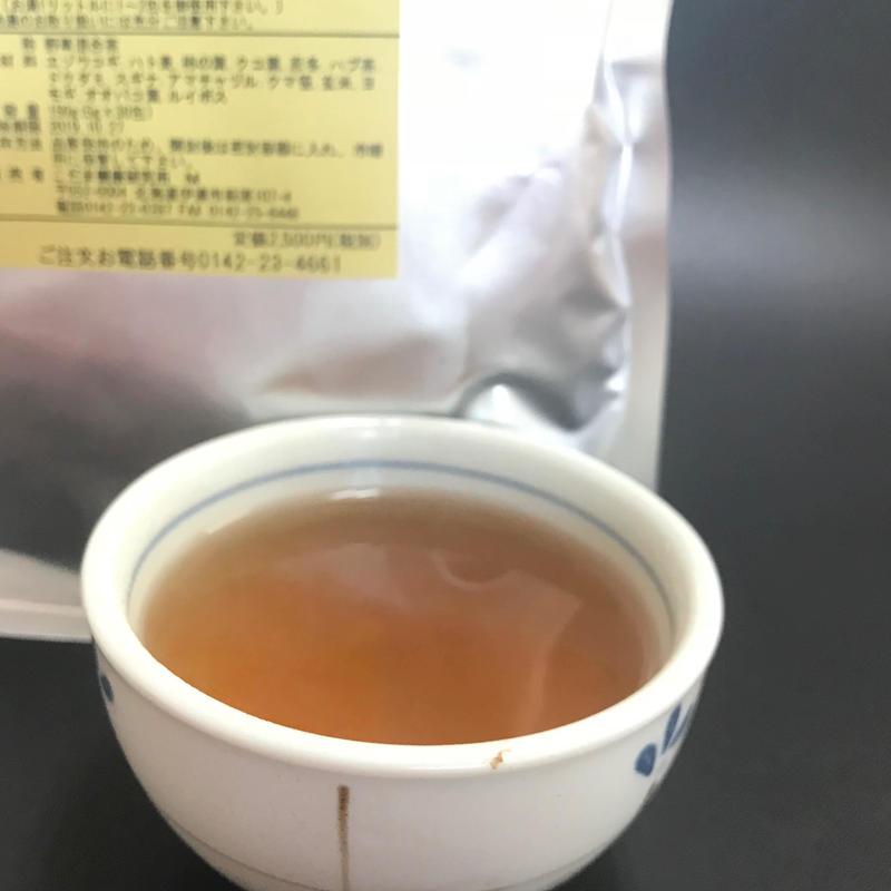 野草茶「生きる」(4袋購入で+1袋プレゼント)