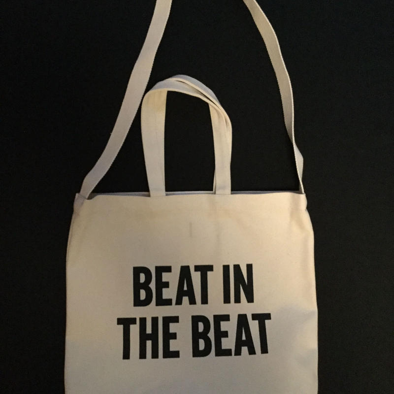 "DRESSSEN  DBSH7 TWO WAY BAG""BEAT IN THE BEAT⭕️新発売"