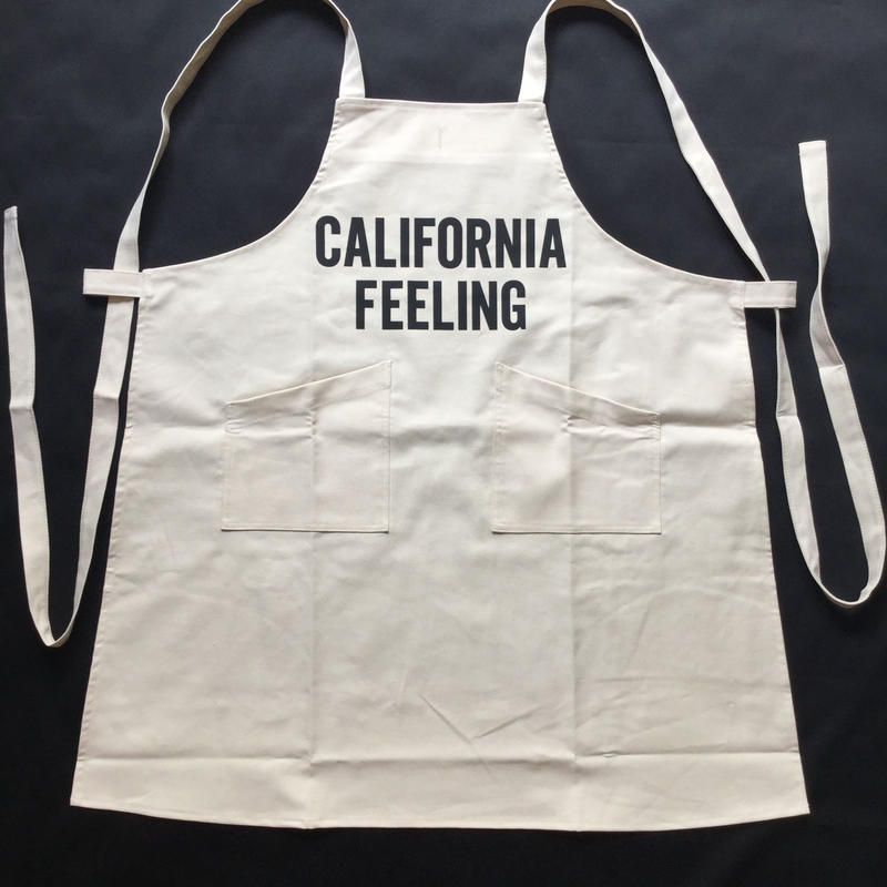 "[新型] DRESSSEN  X–STYLE  XA4 APRON "" CALIFORNIA FEELING"""