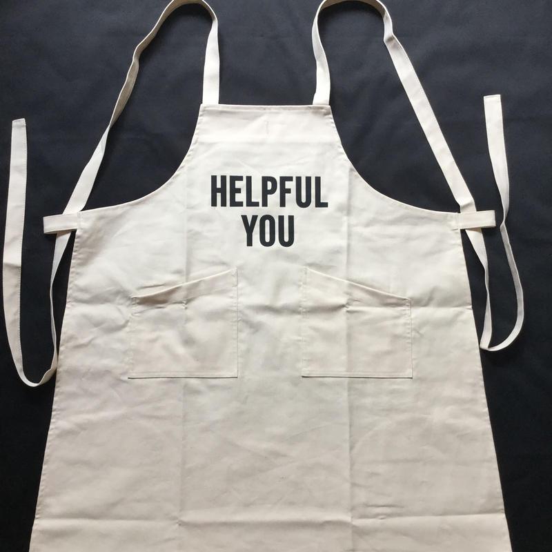 "[新型]DRESSSEN  X–STYLE XA3  APRON "" HELPFUL YOU"""