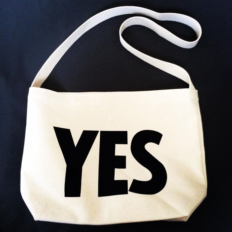 "DRESSSEN DB1 ""YES""  BAG"