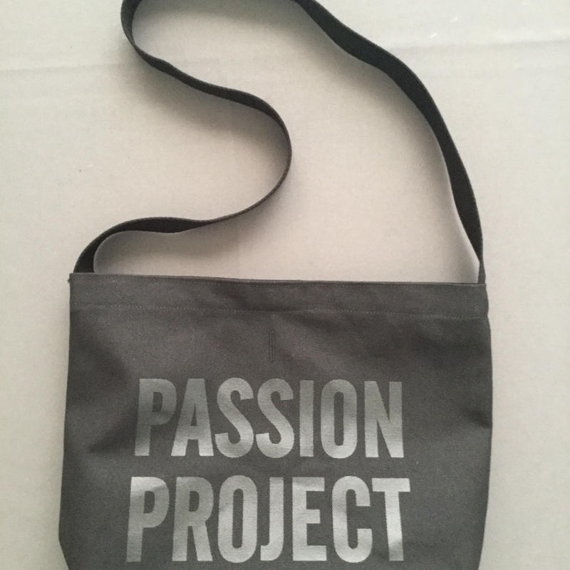 "DRESSSEN  SHOULDER BAG DBC7 ""PASSION PROJECT"" BLACK COLOR"