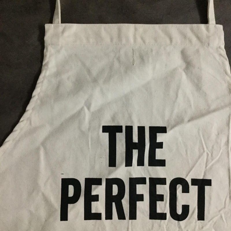 DRESSSEN ADULT APRON #44 THE PERFECT