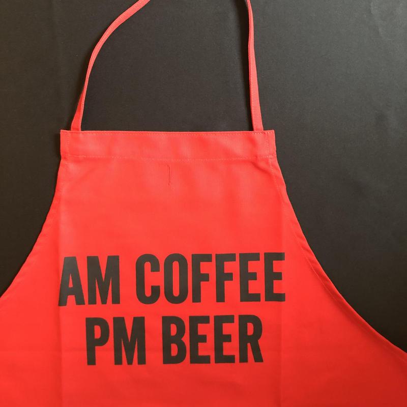 🔴公式オンラインストア限定販売!] DRESSSEN DR(RED)12 AM COFFEE PM BEER 4月新発売です