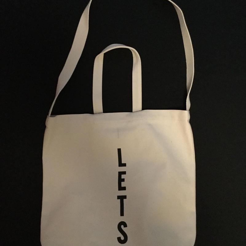 "DRESSSEN  DBSH5  TWO WAY BAG""LETS"""