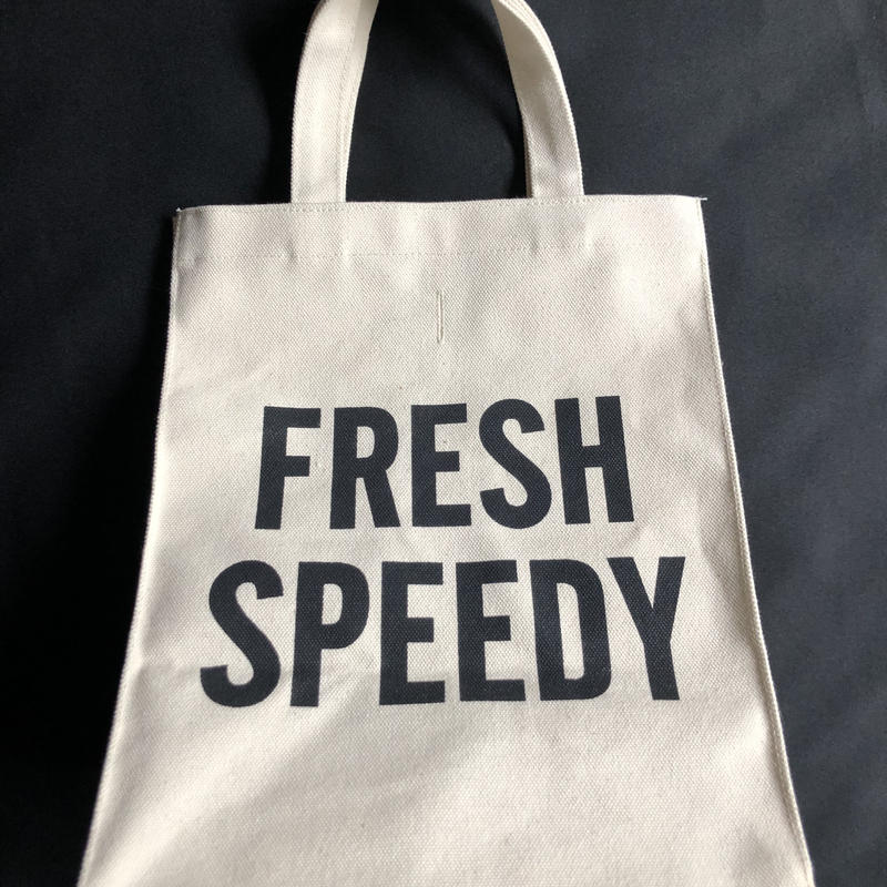 🔴新発売 MARKET BAG MBAS5    (SMALL)  FRESH SPEEDY