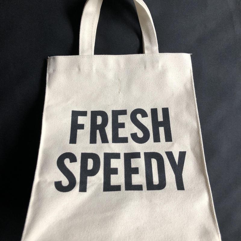 🔴新発売 MARKET BAG MBAS5    (SMALL)  FRESH SPEEDY