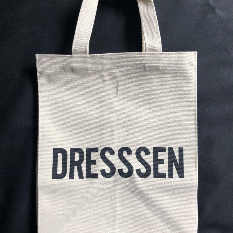 "🔴新発売 MARKET BAG MBAS2  (SMALL)   ""DRESSSEN"""