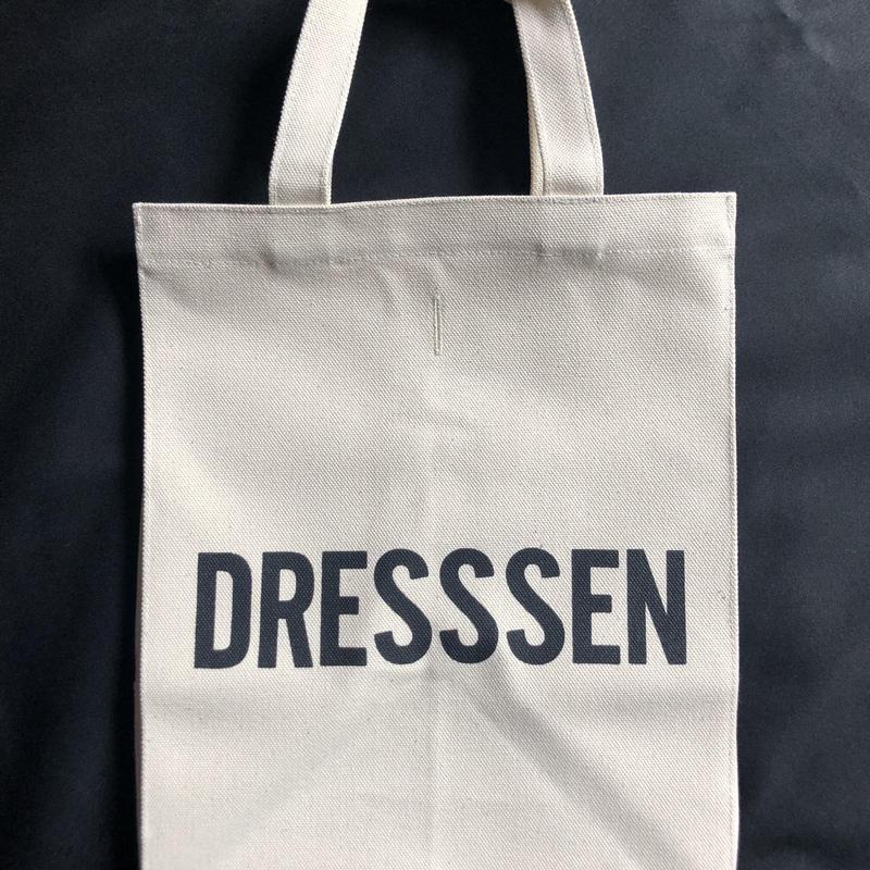 """🔴新発売 MARKET BAG MBAS2  (SMALL)   """"DRESSSEN"""""""